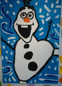 Fatmanur Aldemir;Olaf